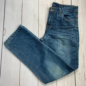 Lucky Brand - Billy Straight Denim Jeans - Size 14